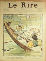 Le RIRE-1896- 96-Métivet Jeanniot Léandre Rabier Delaw - 1900 - 1949