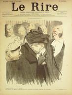 Le RIRE-1898-179-Hermann Huard Jeanniot Tilly Métivet Burret Rabier - 1900 - 1949