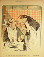 Le RIRE-1900-299-Métivet Faivre Ostoya Delaw Gayac Radiguet Rabier Petit Jean - 1900 - 1949