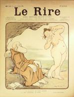 Le RIRE-1901-331-Cappiello Faivre Bertin Petitjean Monnier Rouveyre Jeanniot Rabier - 1900 - 1949