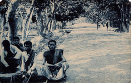 TIMOR - Tipos E Costumes (Manatuto) - East Timor