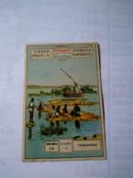 Tanganika.nyassa.rhodesia.eucalol SOAP Cromo No Postcards(6)country Views.6*9cmts.from Brasil Better Condition.1954. - Malawi