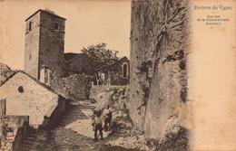 Aveyron, La Couvertoirade Environ Du Vigan  (bon Etat) - Autres Communes