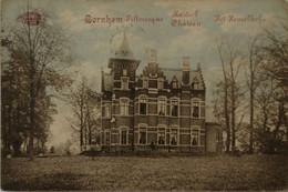 Bornem - Bornhem // Pittoresque // Kasteel - Chateau Het Hemelhof 1914 Ed. Marcovici - Bornem