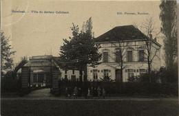 Humbeek (Grimbergen) Villa Du Docteur Callebaut 19?? Ed. Plasmans - Grimbergen