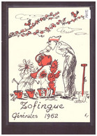 FORMAT 10x15cm - ZOFINGUE 1952 - SOCIETE D'ETUDIANTS - STUDENT SOCIETY - TB - Altri