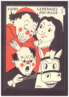 FORMAT 10x15cm - ZOFINGUE 1950 - SOCIETE D'ETUDIANTS - STUDENT SOCIETY - TB - Altri