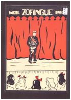 FORMAT 10x15cm - ZOFINGUE 1947 - SOCIETE D'ETUDIANTS - STUDENT SOCIETY - TB - Altri