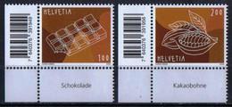 Switzerland 2020. Chocolate – From Bitter To Sweet.  MNH - Ungebraucht