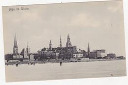 48771   Lettonie  Riga   Im  Winter - Lettonie