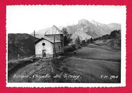 Deux Photographies Des Années 1950 - Savoie - Valloire - Lieux