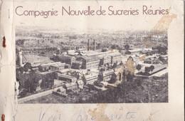 SOMME  EPPEVILLE  SUCRERIE D EPPEVILLE  1959 - Otros