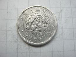 Japan 10 Sen 1893 ( 26 ) - Japan