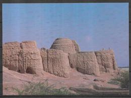 PAKISTAN POSTCARD , VIEW CARD MIR CHAKAR FORT NEAR SIBBI - Pakistan