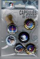 Lot Neuf Capsule Et Muselet ,  ( 6 Unités) 3 De LE HAVRE  Et 3 De ETRETAT En Seine Maritime - Unclassified