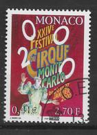MONACO 1999 Yv 2225 Obli - - Used Stamps