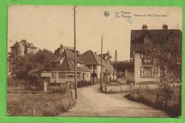 LA PANNE   -   Avenue Du Mont Blanc - De Panne