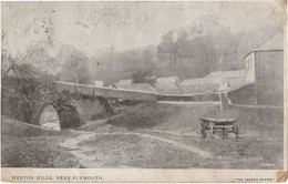 Weston Mills Plymouth Antique Hampshire 1905 Postcard - Ohne Zuordnung