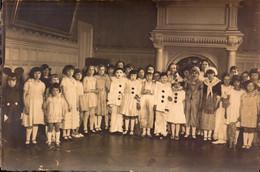 Esonne, Brunoy, Bal Costumé A La Mairie, 1932  (bon Etat)  Dim : 14.5 X 9.5. - Lieux