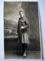 WW1 - CARTE PHOTO D'un SOLDAT ÉCOSSAIS - TBE - Guerre 1914-18