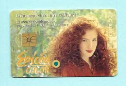 Télécarte France Telecom 50 Unités - Epicéa Color - Moda