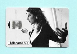 Télécarte France Telecom 50 Unités - Myriam - Musica