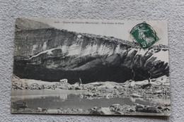 Cpa 1908, Glacier De Chavière, Une Grotte De Glace, Savoie 73 - Other Municipalities
