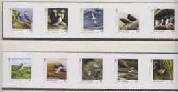 Isle Of Man 2006 - Manx Birds Set 10 (Self Adhesive) Unmounted Mint NHM - Man (Ile De)