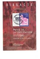 Cpm - 71 - Mont Beuvray - Musée De Bibracte - Civilisation Celtique - - Sonstige Gemeinden
