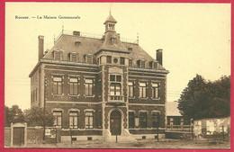 C.P.  Rocourt  =  La  Maison  Communale - Liège
