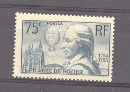 France  :  Yv  313  ** - Nuovi