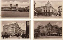 Romania Bucuresti ROUMANIE  BUCAREST   LOT DE 21 CPA - Roemenië