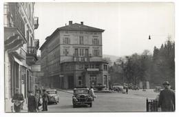 BADEN-BADEN- Angle Langestrasse Et Luisenstrasse...  Animé  1948 - Baden-Baden