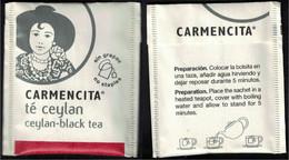 Espagne Sachet Thé Carmencita Té Ceylan Black Tea - Unclassified