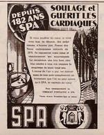 Publicité Papier SPA THERMES  1946 PIP1051996 - Reclame
