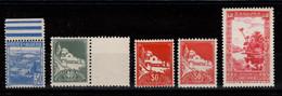 "Algerie - YV 171 à 174 N** Serie ""sans RF"" Complete - Unused Stamps"