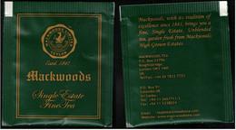 Sri Lanka Sachet Thé Mackwoods Single Estate Fine Tea - Unclassified