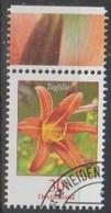 Bund 2020,Michel# 3509 + 3516 O Blumen: Taglilie - Usados