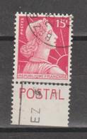 Marianne De Muller 15f Rouge N°1011a - Pubblicitari
