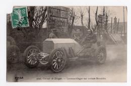 SPORT AUTOMOBILE - Circuit De Dieppe, Lautenschlager Sur Voiture Mercedes - Other