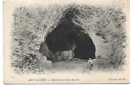 L30F176 - Arcy-sur-Cure - 9 Entrée De La Grotte Des Fées - Programme (pas CPA) Des Tréteaux De La Tournelle - Sonstige Gemeinden
