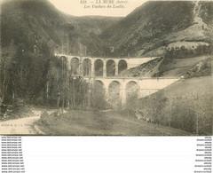 WW 38 LA MURE. Les Viaducs Du Loulla - La Mure