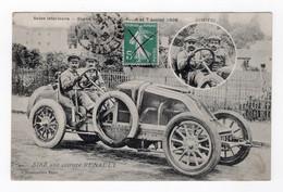 SPORT AUTOMOBILE - Grand Prix De L'A.C.F. 1908, DIMITRI - Other