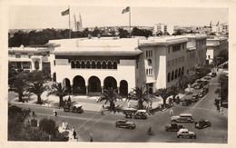 CASABLANCA (Maroc) à Petit Prix - La Poste Et Les Colis Postaux - Très Animé - Cpsm écrite En 1948 - 2 Scans - TBE - Casablanca
