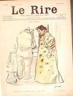 Le RIRE-1898-178-Forain Rabier Roubille Salles Fau Couturier - 1900 - 1949