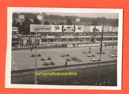 Autodromo Monza Auto Formula 3 Foto Anni 60  Cars Auto Voitures Automobiles Wagen Original Photo - Automobili