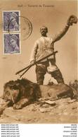 WW 13 TARTARIN DE TARASCON Chasseur De Lions 1941 - Tarascon