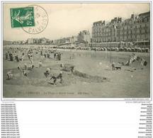 Prix Fixe CABOURG 14. La Plage Marée Basse 1912 - Cabourg