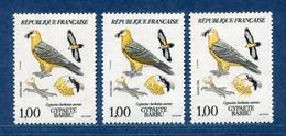 ⭐ France - Variété - YT N° 2337 - Couleurs - Pétouilles - Neuf Sans Charnière - 1984 ⭐ - Varieties: 1980-89 Mint/hinged