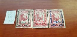 ESPAÑA  Nº. 783/785  (SIN CHARNELA NI DEFECTOS) - 1931-50 Nuovi
